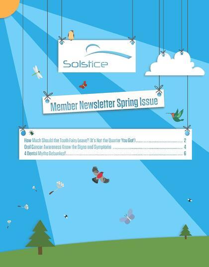 Download spring 2014 solstice member newsletter for Solstice plus plan one