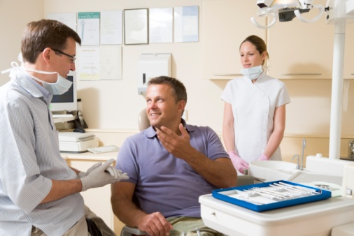 visiting the dentist is stressful, what your dental office staff should not do