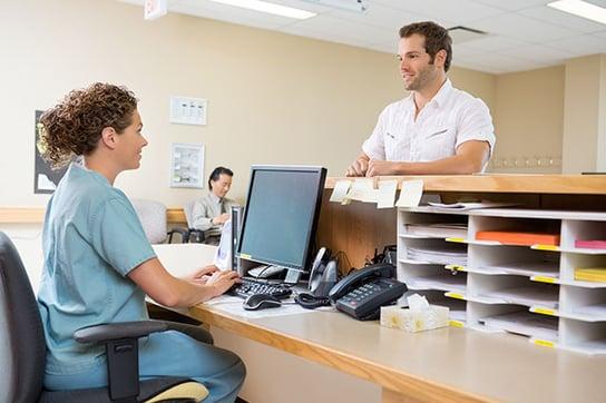 dental-receptionist