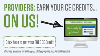 Earn your free CE credits today!