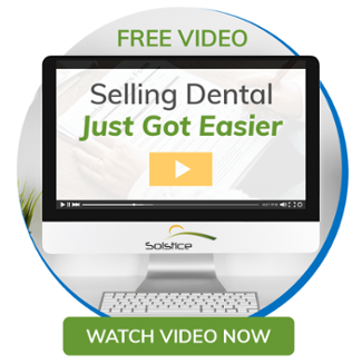 Dental Insurance Sales just got easier.