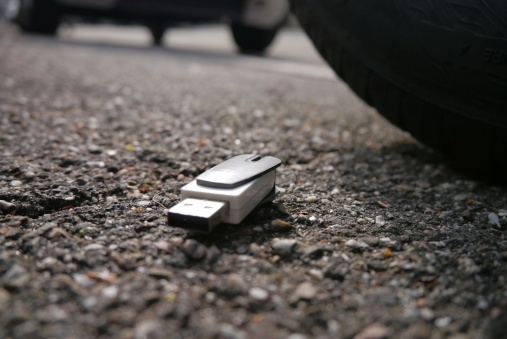 USB on the road