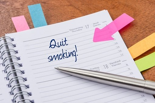 5 ways to quit smoking in the new year