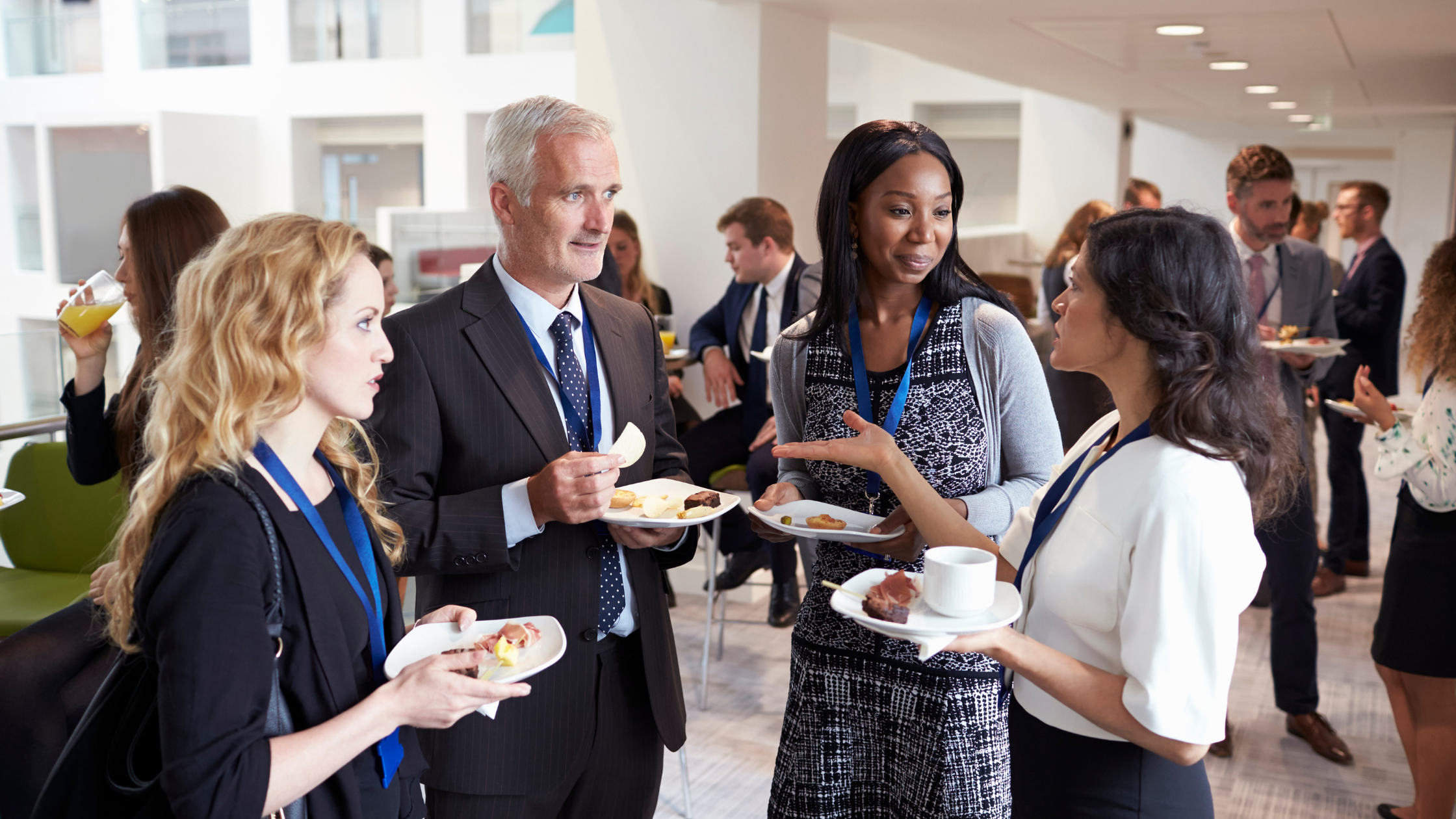 networking tips for insurance brokers