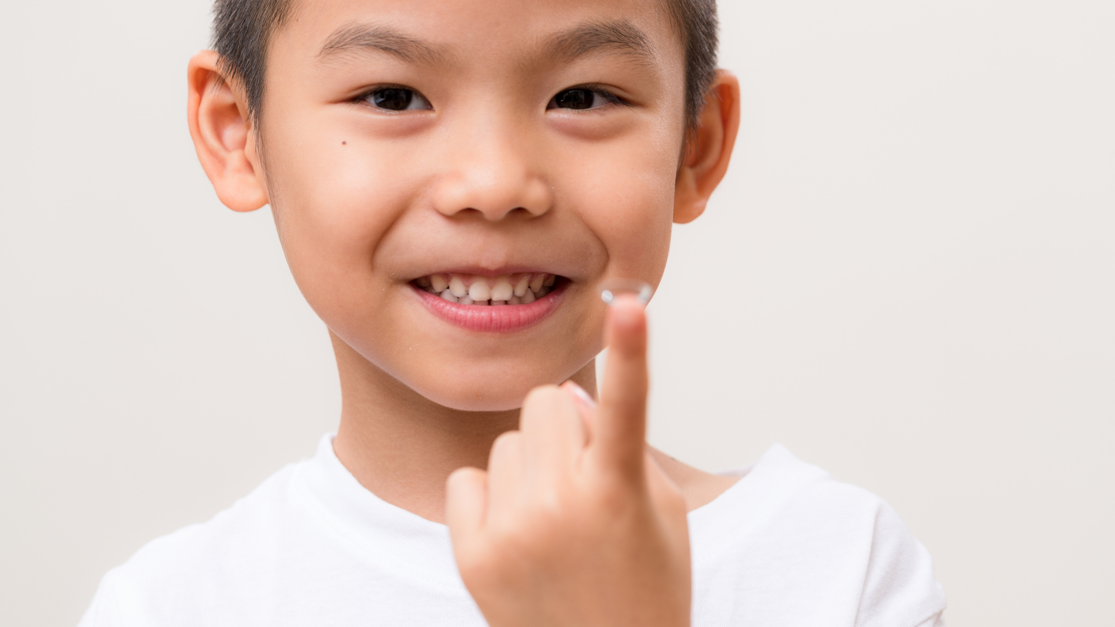 children's vision health, contact lenses for kids