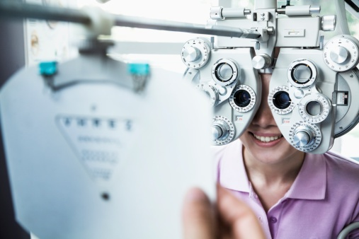 Five things to look for when selecting an optometrist