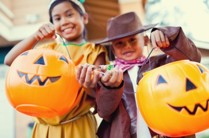 Halloween Health Tips, Oral Care Tricks after Treats