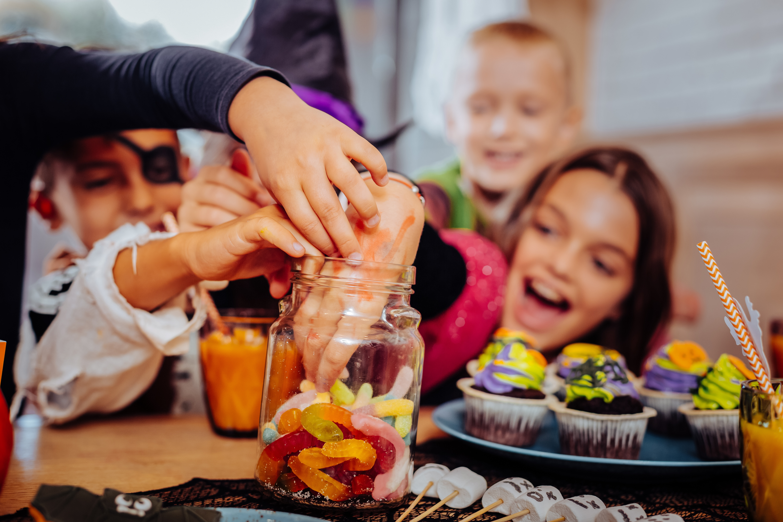 Halloween, Kids' Oral Health, Kids' Dental Health, Childrens' Oral Health, Halloween Oral Health