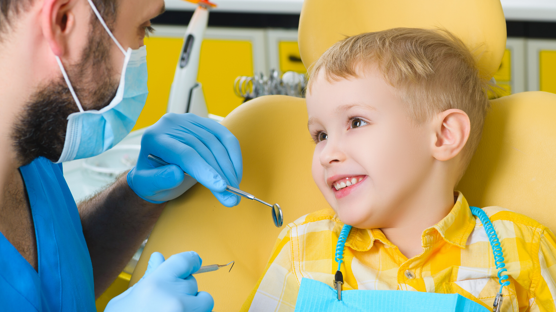 4 things to consider when finding a pediatric dentist