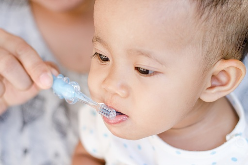 Picking the right toothpaste for your baby, baby dental care, dental health, oral health, dental insurance