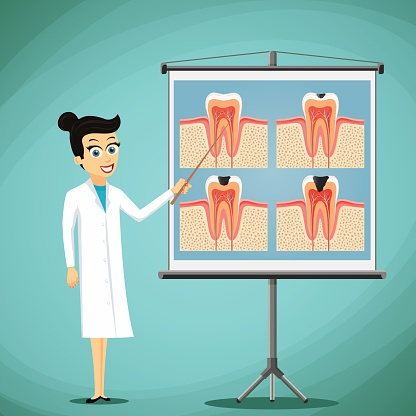 What is a tooth abscess