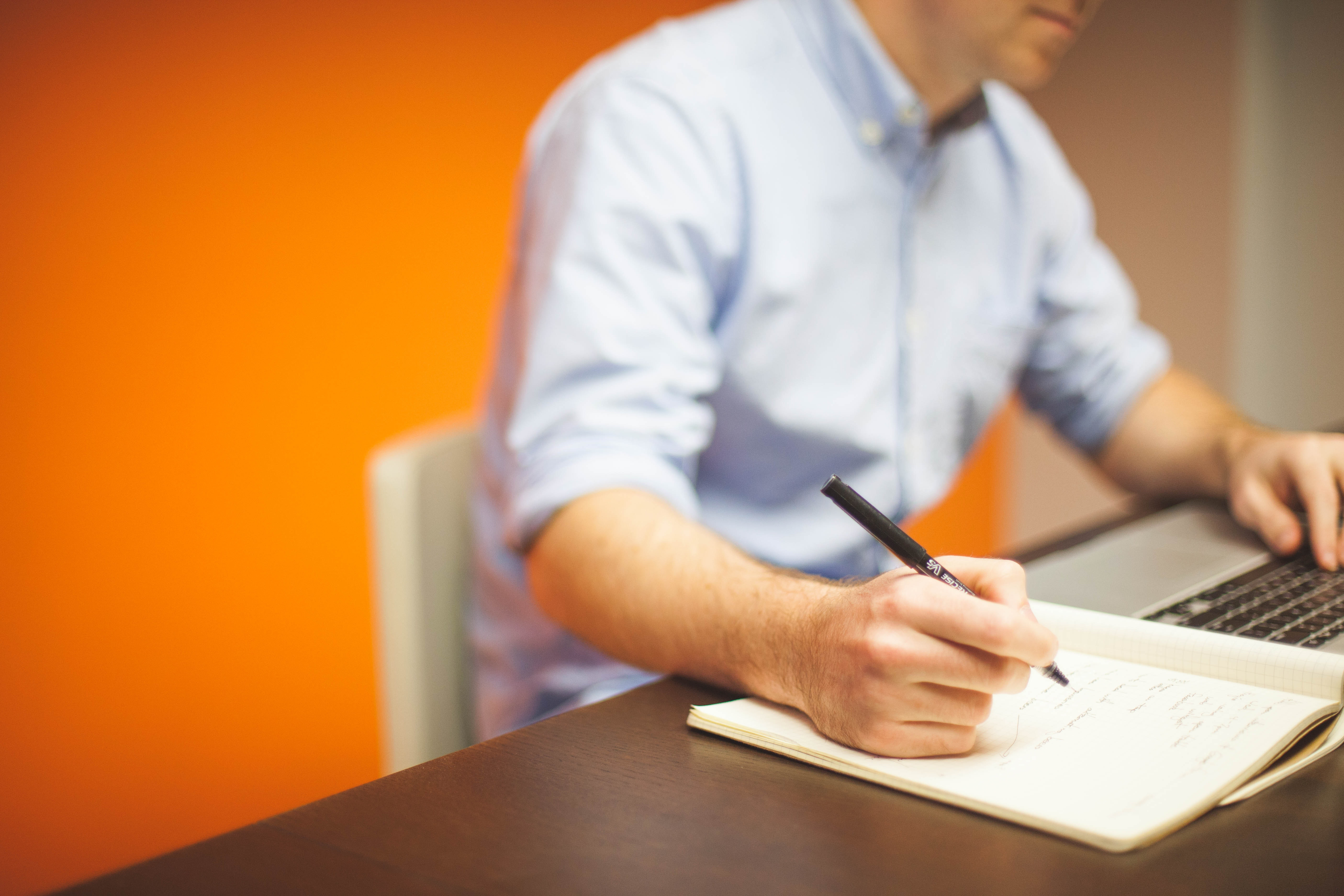 businessman-broker-ce credits-continuing education-writing