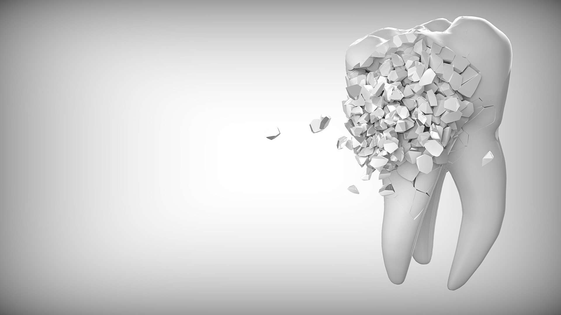 Image of Fragmented Tooth