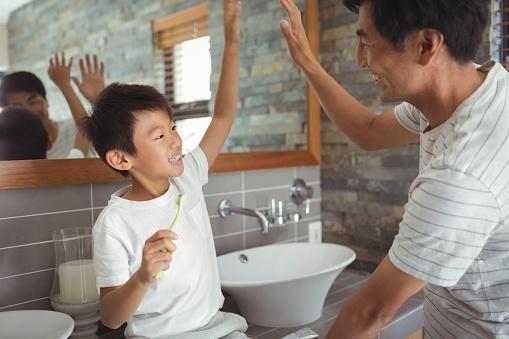 top 5 websites for children's oral health information